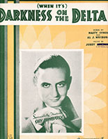 Darkness on the Delta